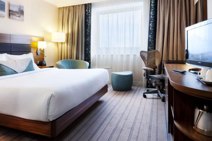 pokój hotelowy Hilton Garden Inn
