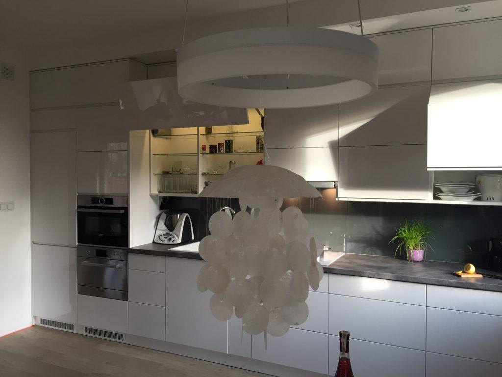 mieszkanie prywatne kuchnia